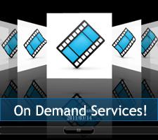 on demand video church service